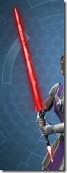 Unstable Peacemaker's Lightsaber Full