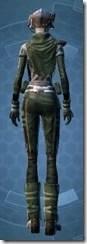 Veteran Outlander Force-Lord - Female Back