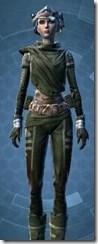 Veteran Outlander Force-Lord - Female Close