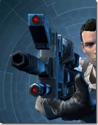 Vigilante's Rifle MK-1 Front