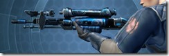 Vigilante's Rifle MK-1 Left