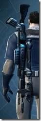 Vigilante's Rifle MK-1 Stowed