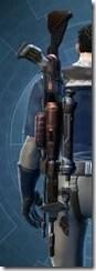 Vigilante's Rifle MK-2 Stowed