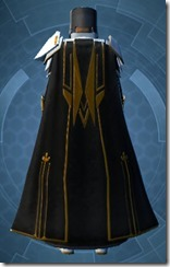 Emperor - Male Back