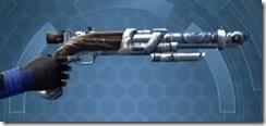 Rishi's Blaster Pistol MK-1 Right