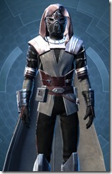 Silent Warden - Male Close