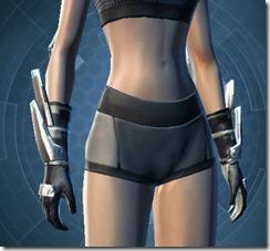 Unbreakable Defender Gauntlets