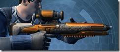 Exarch's Rifle MK-1 Side