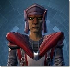 Imperial Advisor Hides Hood