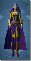 Reclusive Master Dyed Front