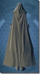 Reclusive Master - Female Back