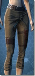 Enigmatic Hero Pants