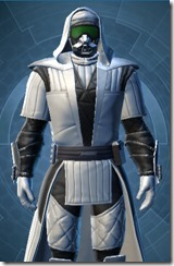 Hoth Defender - Male Close