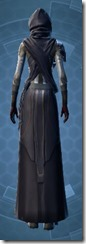 Sith Hermit - Female Back