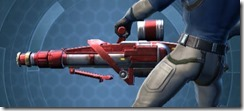 Bulwark's Assault Cannon MK-2 Left