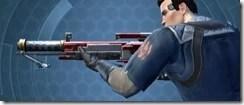 Enforcer's Rifle MK-2 Left