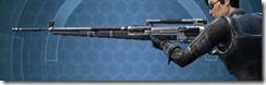 Enforcer's Sniper Rifle MK-1 Left