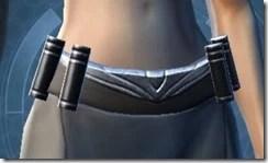 Intrepid Knight Belt