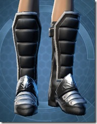Intrepid Knight Boots