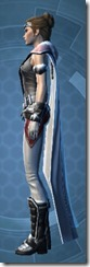 Intrepid Knight - Female Left