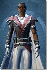 Intrepid Knight - Male Close