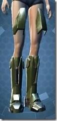 Mandalorian Tracker Boots