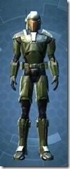 Mandalorian Tracker - Male Front