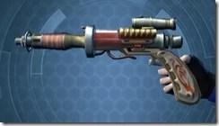 Privateer's Blaster Pistol MK-1 Left