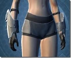Recon Trooper Gauntlets