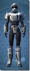 Recon Trooper - Male Front