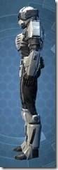 Recon Trooper - Male Left