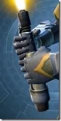 Warden's Lightsaber Front