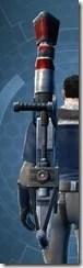 Zakuulan's Assault Cannon MK-1 Stowed