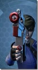 Zakuulan's Blaster Pistol MK-2 Front
