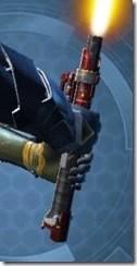 Zakuulan's Lightsaber MK-2 Back