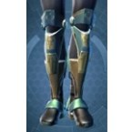 Zal Alloy Boots [Force] (Pub)