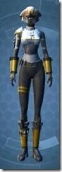 Combat Engineer - Female Front