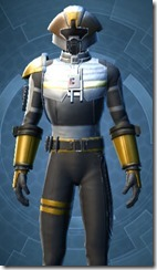 Combat Engineer - Male Close