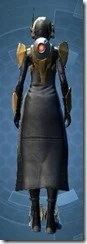 Keeper of Iokath - Female Back