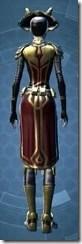 Shikaakwan Royalty - Female Back