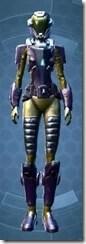 Umbaran Guardian Dyed Front