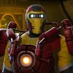 I'm Iron-man – The Harbinger