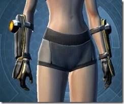 Bionic Warrior Gauntlets
