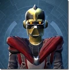 Bionic Warrior Hides Hood