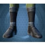 Frilled Leatheris Boots (Pub)