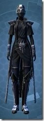 Shadow Disciple - Female Front