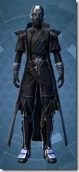 Shadow Disciple - Male Front