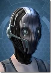 Shadow Disciple Mask