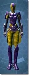 Calculated Mercenary Dyed Front