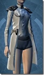 Enigmatic Operative's Jacket